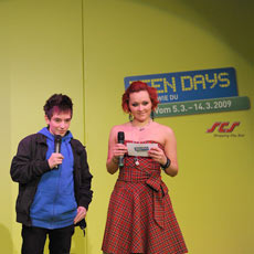 Teen Days/ SCS Shopping City Süd